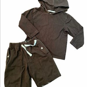 ✨3 for $30✨ 4T Boys Shirt & Shorts Outfit Bundle